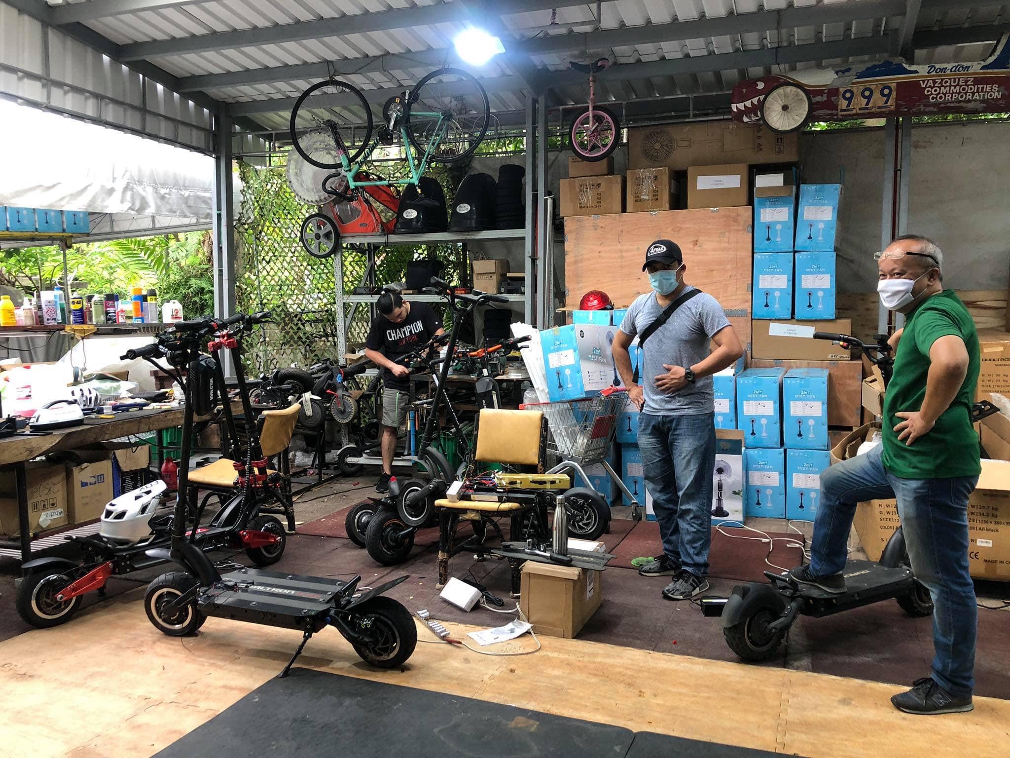 Minimotors Philippines Service and Warranty